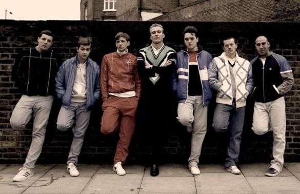 Одежда английских футбольных хулиганов