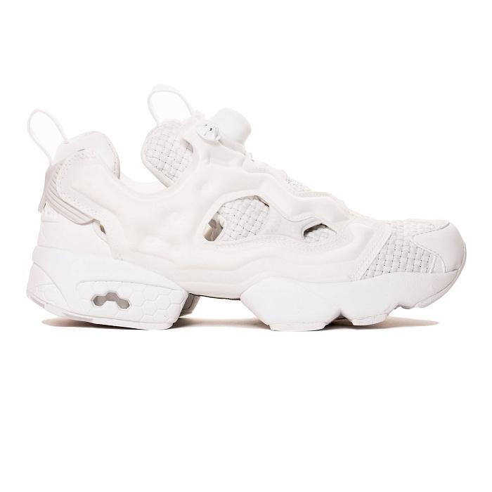 Купить кроссовки Reebok женские Instapump Fury Woven CM9792 - цена 7 ... 9d7761ee86bbe
