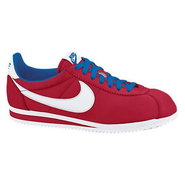 Кеды Nike Cortez Nylon red 488291-615