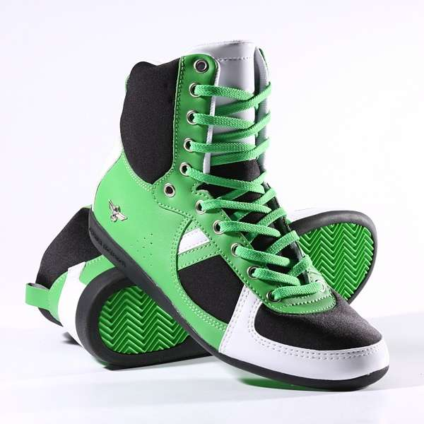 Кеды Creative Recreation WCR75HI39 Galow Hi bl/wh/green