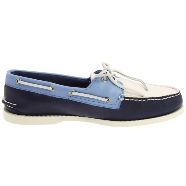 Топсайдеры Sperry navy/seaside/white