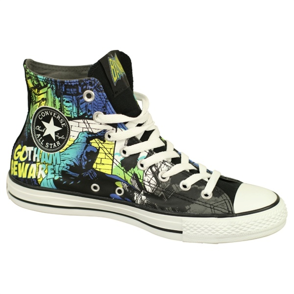 Кеды Converse Chuck Taylor All Star Hi Specialty Dark Knight 120821