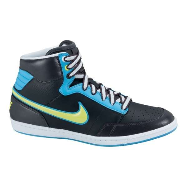 Кеды Nike wmns Double Team black/volt-anthracite