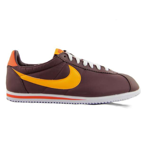 Кеды Nike Cortez Light Nylon deep burgundy