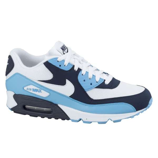 Кеды Nike Air Max 90 chlorine/white