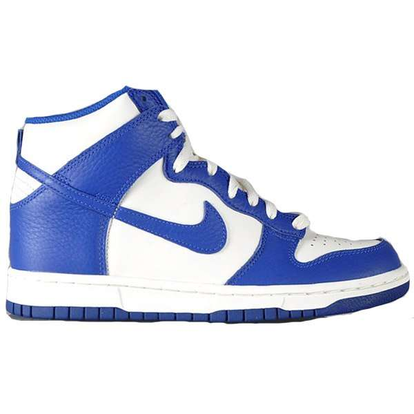 Кеды Nike Dunk High old royal/sail