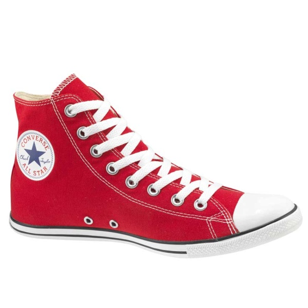 Кеды Converse Slim Hi red 113899